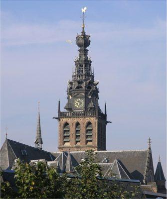 Stevenskerk toren